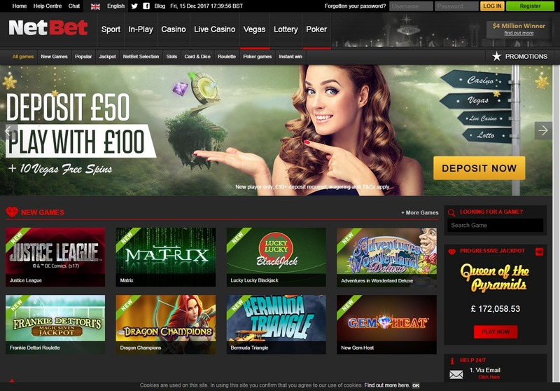 Play at NetBet Casino and access the very best online casino games and start playing  -RP876YCL8eYdpxtggvJicGBq3c@800x558