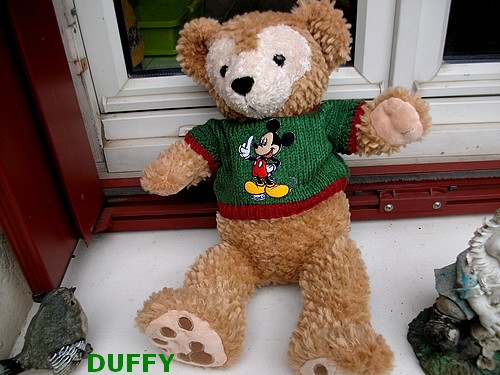 Duffy a son Mickey !
