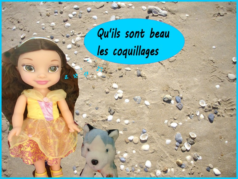 Belle promène Ocarina