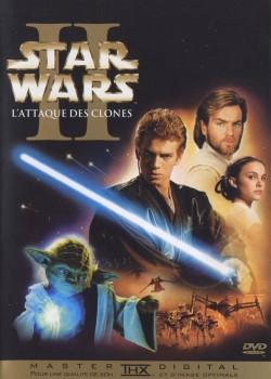 Couverture de Star Wars, Épisode 2 : L'attaque des clones