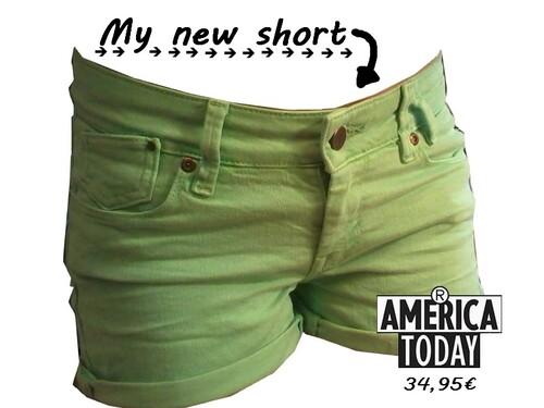 My new short