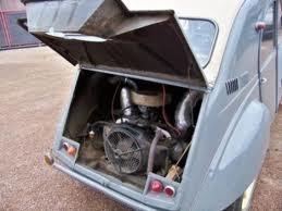 moteur arrière