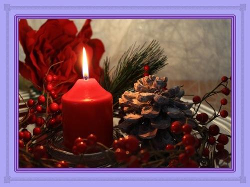 Noël intime et don parfait