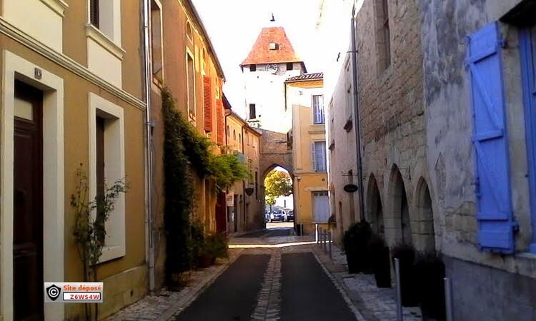 Saint-Macaire (Gironde) près de Langon je vous propose un tour dans le vieux Saint-Macaire