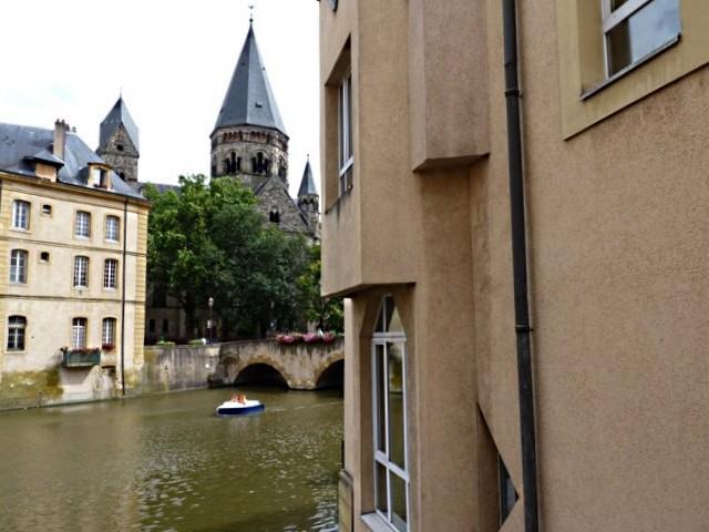 Metz la marina du Port Saint-Marcel - 26