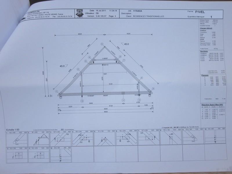 plan de montage d'une charpente 009