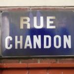 * Mausolée du colonel Chandon à Montdidier