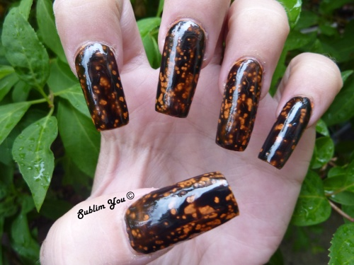 Black Spotted by OPI