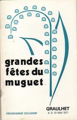 Les Fêtes du Muguet : l'intégralité des couvertures des programmes