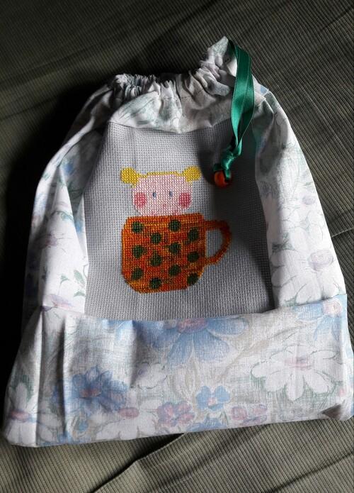 Un cadeau de naissance pour Louise