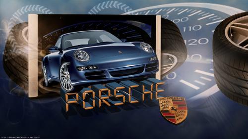 Fond Porsche