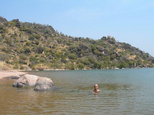 Direction Beka et le lac de Lagdo