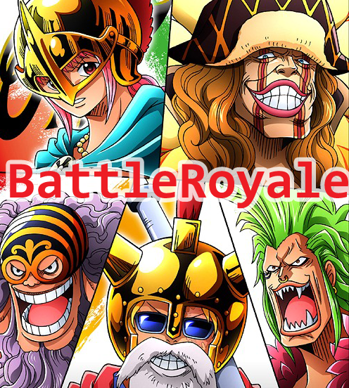 Battle Royale de One Piece