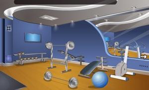 Jouer à Escape Game - The gym