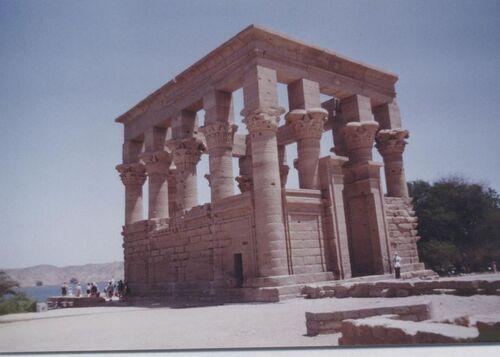 Égypte: Philaé , sauvé des eaux