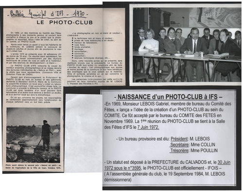 Le Photo-Club d'IFS