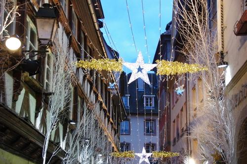 Lendemain de Noël à Strasbourg