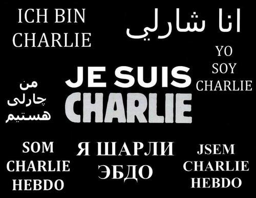 Diaporama Je Suis Charlie