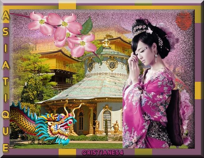 Défi pour Lilimaya( Asiatique )