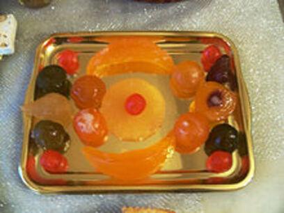 Une tradition provencale : la présentation des 13 desserts lors de la veillée de Noël