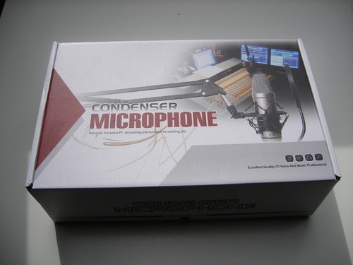 Microphone Portable SUMBAY