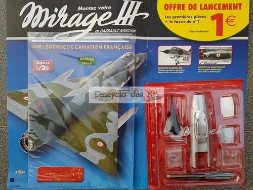 N° 1 Montez votre Mirage III - Test
