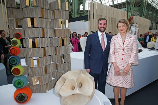 Soirée luxembourgeoise dans le cadre du Salon « Révélations »