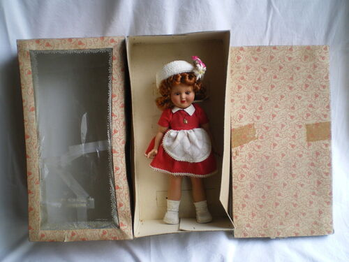 Les poupées des années 50