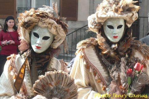Le carnaval de Remiremont..