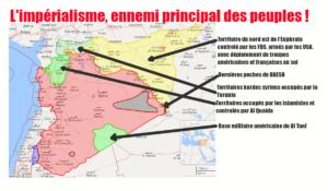 Les USA et ses alliés menace la Syrie pour stopper l'offensive contre les islamistes à Idlieb (IC.fr-10/09/2018)