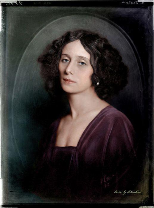 Anna Pavlova 1913