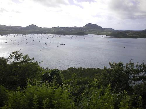 Une rando en Martinique