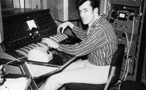 producteur joe meek prémonition