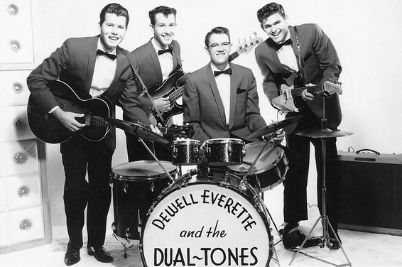 Dewell Everette & The Dual-Tones (2)