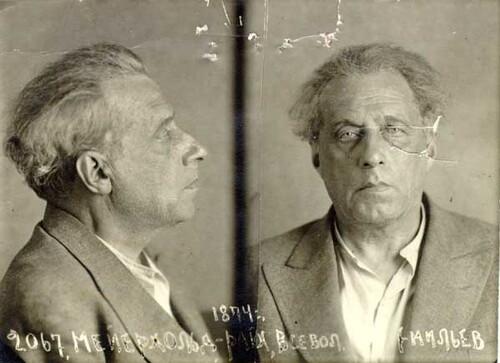 Vsevolod Meyerhold Arrestation
