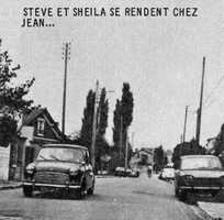 UNE HOTESSE NOMMEE SHEILA / N°12