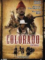 Colorado (1978) : Les indiens, les trappeurs, les chercheurs d'or, les fermiers, les chasseurs et les gangsters... Les vies trépidantes des premiers pionniers partis à la conquête de l'Ouest et la création de l'état du Colorado. ... ----- ... Titre original Centennial Créée par 1978 Avec Robert Conrad, Richard Chamberlain, Raymond Burr plus Nationalité Américaine Genre Drame, Western Statut Terminée Format 90 minutes Spectateurs 3,8