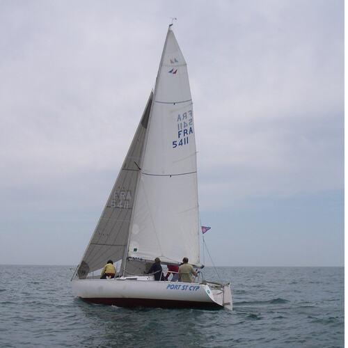 Régate - Les bateaux du Club