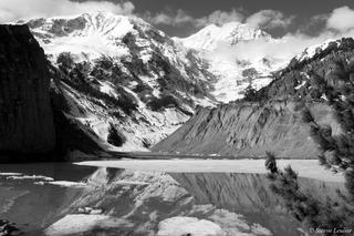 Tour des Annapurnas en N&B