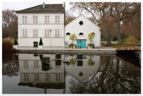 Parc de Bercy. Diaporama