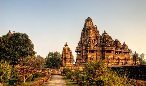 Temple de Kajuraho