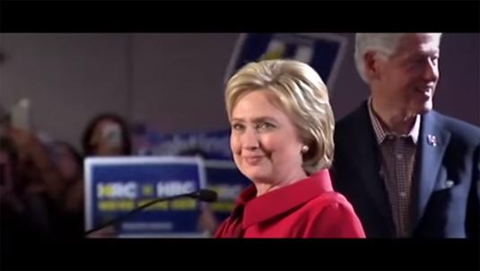 Documentaire explosif sur « l'argent des Clinton »