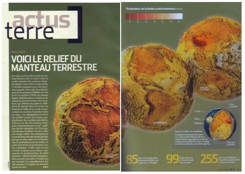 Mai 2012 Science et Vie - Actus Terre