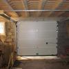 Pose porte de garage