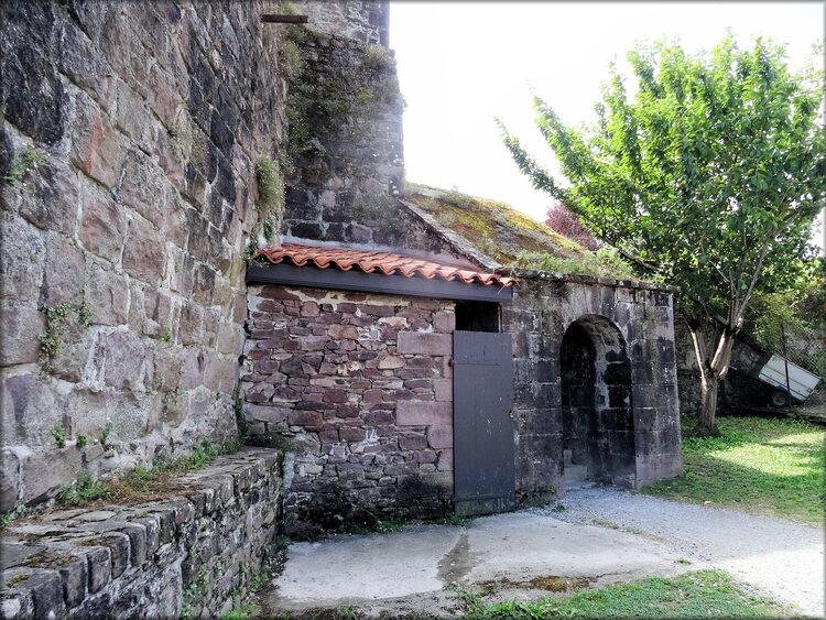 Chemin de ronde Saint Jean pied de Port