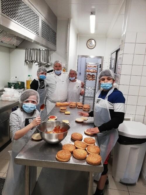 Burgers spécial fondation