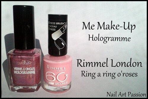 Rimmel London et Me Make-Up !