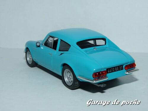 Simca CG 1300 coupé 1973