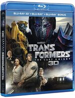 [Blu-ray 3D] Transformers : The last Knight