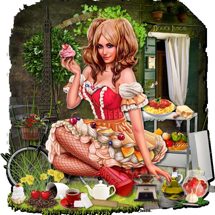 Chef Gina